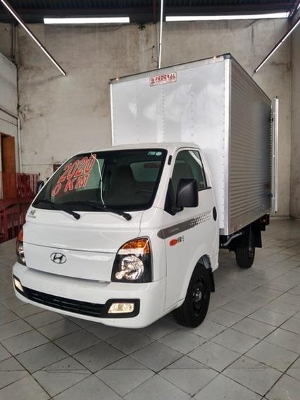Hyundai Hr 0km 2020 Baú (pronta Entrega)