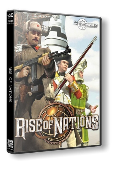 Rise Of Nations - Gold Edition - Pc Dvd - Frete 8 Reais