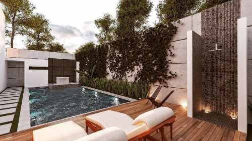 (crm-5832-123) Casa En Playa Del Carmen - Makul Zona Exclusiva