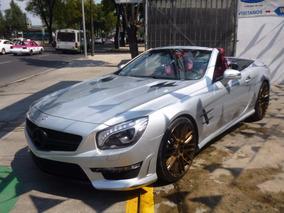 Mercedes-benz Sl63 Amg Convertible 6.2 Lts Aut-7g 2014