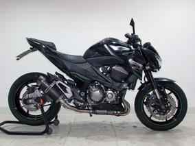 Kawasaki Z800 2016 Preta