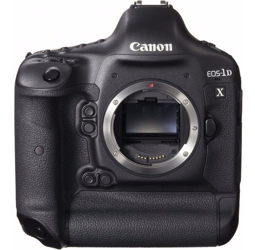 Canon Eos-1d X Dslr Camera Nova 1 Ano Garantia