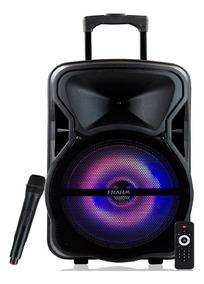 Caixa De Som Frahm 600w Bluetooth 1 Microfone 31353