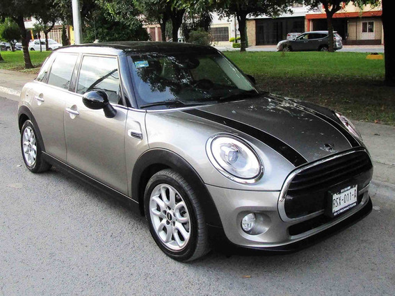 Mini Cooper Chili 2018 Color Gris