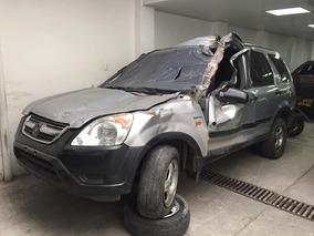Chocados Honda Crv
