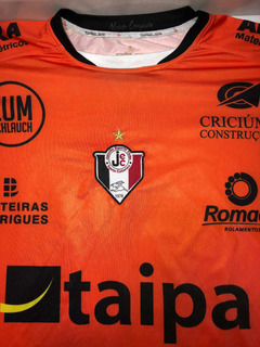 Camisa Do Joinville Esporte Clube De Jogo