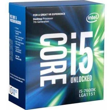 Kit Gamer Intel Top Imperdível! Z270 + I5 7600k