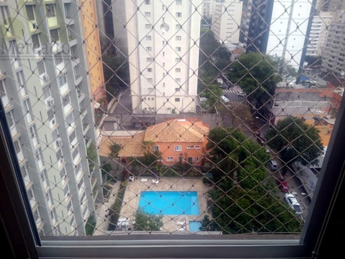 Imagem 1 de 15 de Apartamento Cobertura Penthouse Em Bela Vista  -  São Paulo - 2662
