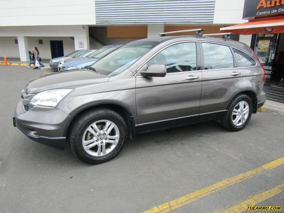 Honda Cr-v Ex 2.4 At