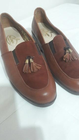 Zapatos San Crispino Acolchados Señora .