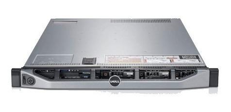 Servidor Dell Poweredge R620 Sixcore 64gb Seminovo