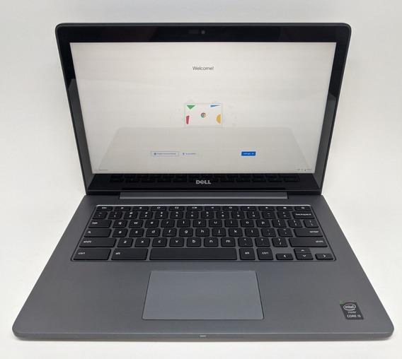 Chromebook 7310 Dell P66g I5 8gb 16gb Ssd Touch + Frete