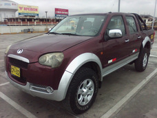 Camioneta 4x4 Pick Up Great Wall Wingle Full Mecánica Petrol