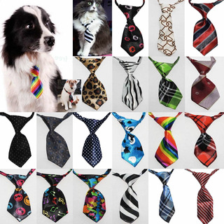 10 Corbata O Moño Para Perros Gatos Mascotas Mayoreo