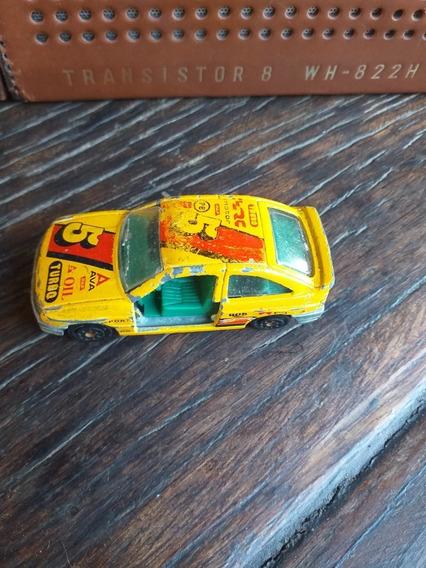 Brinquedo Antigo Marjorette Escort Ford Carrinho Leia