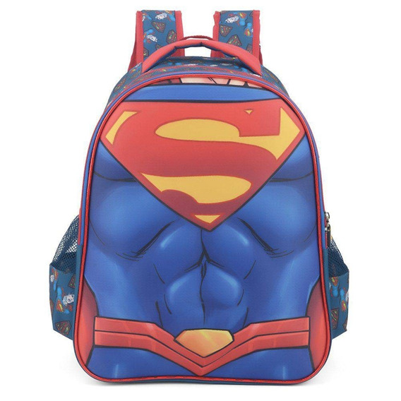 Mochila Super Man 32901 - Original
