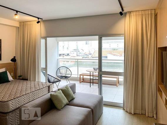 Apartamento Para Aluguel - Consolação, 1 Quarto, 40 - 893087381