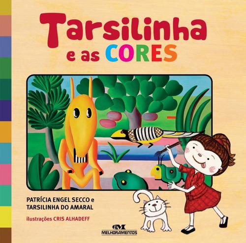 Imagem 1 de 4 de Tarsilinha E As Cores