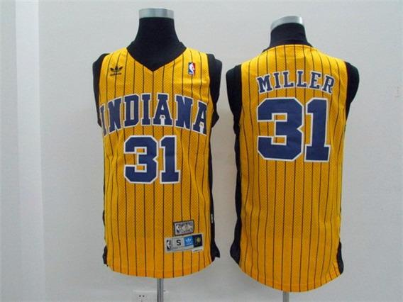 Reggie Miller #31 Indiana Pacer Retro - A Pedido