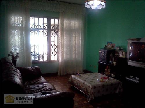 Imagem 1 de 21 de Sobrado Com 3 Dormitórios À Venda, 140 M² Por R$ 650.000,00 - Jardim Aeroporto - São Paulo/sp - So0605