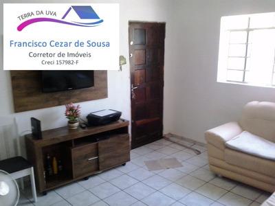 Casa 2 Dormitórios Colonia Jundiaì - Ca00021 - 3320505