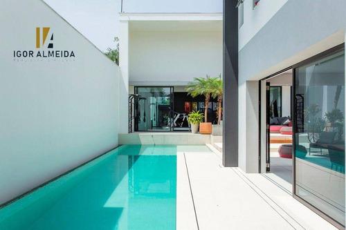 Casa Com 3 Dorms À Venda, 723 M² Por R$ 16.500.000 - Jardins - São Paulo/sp - Ca5362
