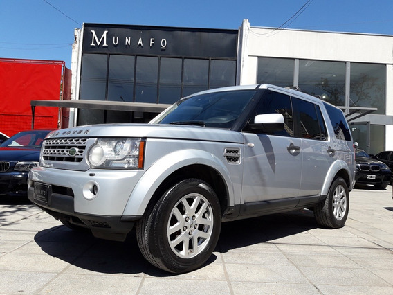 Land Rover Discovery 2.7 4 V6 Se Plus