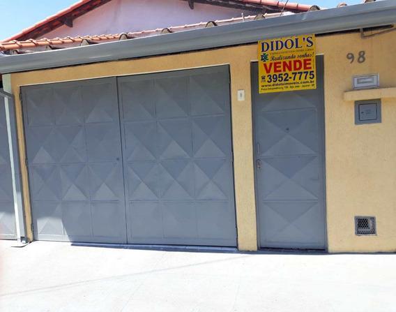 Casa Com 2 Dorms, Jardim Nova Esperança, Jacareí - R$ 270 Mil, Cod: 8706 - V8706
