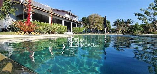 Casa Com 4 Dormitórios À Venda, 420 M² Por R$ 2.000.000,00 - Condomínio Moradas São Luiz - Salto/sp - Ca0356
