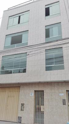Venta Edificio De 4 Pisos Con 6 Dptos - Urb Pro, Los Olivos