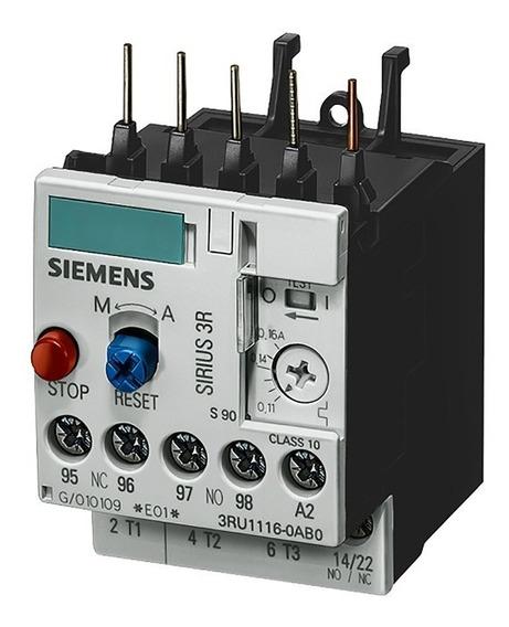 Rele Sobrecarga Bimet. 3,50-5,00a S0 3ru1126-1fb0