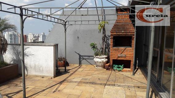 Cobertura Residencial À Venda, Vila Mariana, São Paulo - Co0094. - Co0094