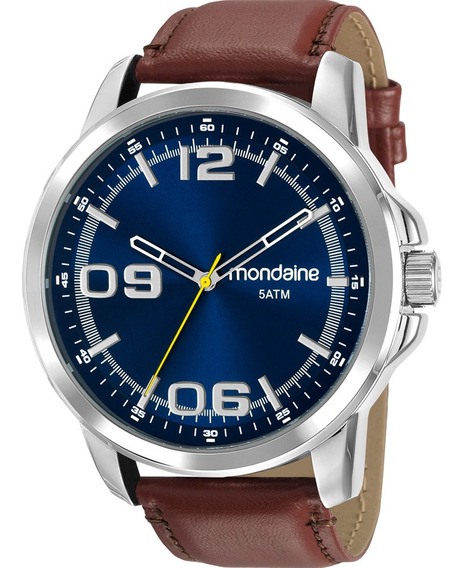 Relógio Masculino Mondaine 99382g0mvnh3