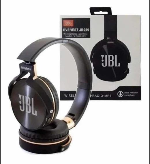 Fone De Ouvidos Jbl 950 Sem Fio Bluetooth Superbass Headset