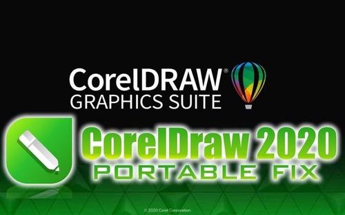 Imagen 1 de 4 de Corel Draw Graphics Suite 2020 - Portable En Español