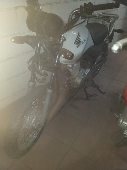 Lote De 10 Motos Honda Cargo 150 Rojas Y Blancas 2016 Y 2017