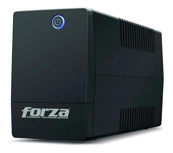 Ups Esabilizador De Tension Forza 500va 250w 220v 4 Salidas