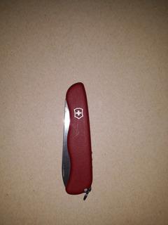 Navaja Victorinox Alpineer Red Una Hoja