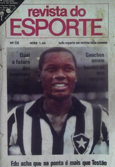 Revista Do Esporte Nº 536