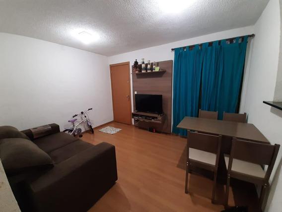 Apartamento Em Água Chata, Guarulhos/sp De 47m² 2 Quartos À Venda Por R$ 180.000,00 - Ap430831
