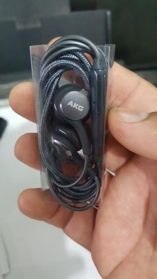 Fone De Ouvido Akg 100% Original S8 S9 Note 9 S10