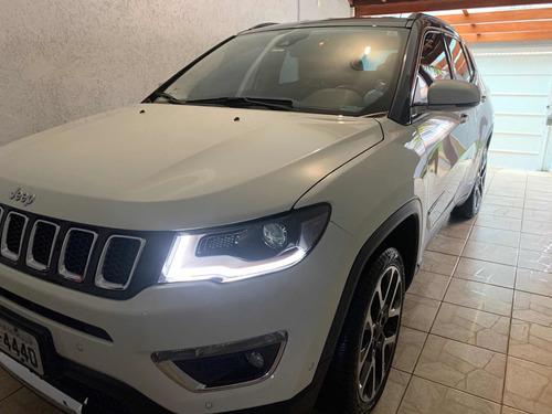 Jeep Compass 2018 2.0 Limited High Tech Flex Aut. 5p