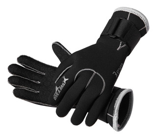 Lucha Contra -slip 3 Mm Buceo Guantes Surf Windsurf