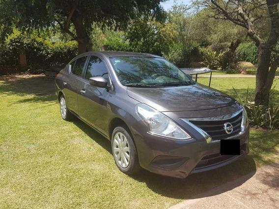 Nissan Versa Sense Mt Pure Drive