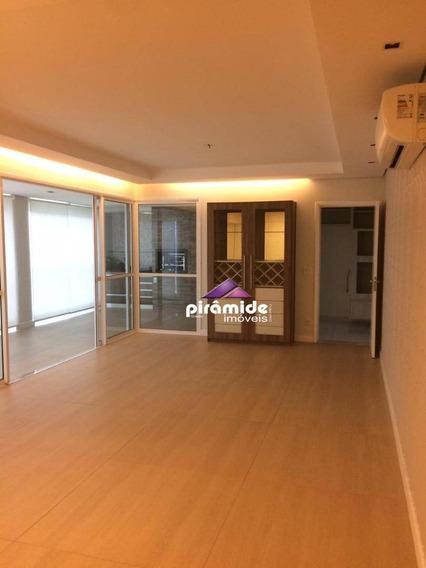 Apartamento Com 4 Dormitórios À Venda, 189 M² Por R$ 1.590.000 - Vila Adyana - São José Dos Campos/sp - Ap10975