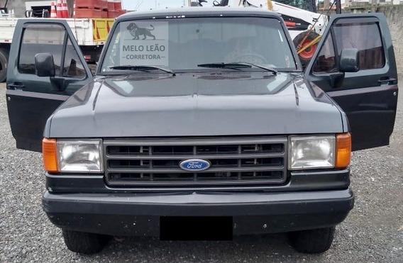 Ford F-1000 Sulamericano Monaco 93/94 Cabine Dupla, Diesel *