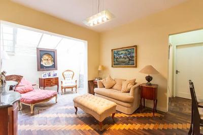 Apartamento Térreo Mobiliado Com 2 Dormitórios - Id: 892930088 - 230088