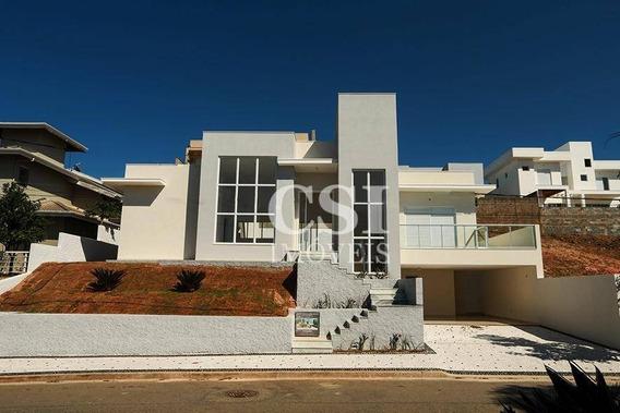 Casa Residencial À Venda, Residencial Fazenda Serrinha, Itatiba. - Ca0799