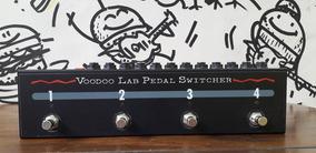 Pedal Voodoo Lab Switcher Voo Doo Lab Voodoolab