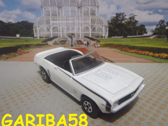 R$20 No Lote Matchbox Chevrolet Camaro Ss 2005 Superfast G58